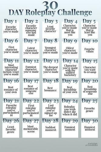 Copy of 30 Day challenge - Made with PosterMyWall